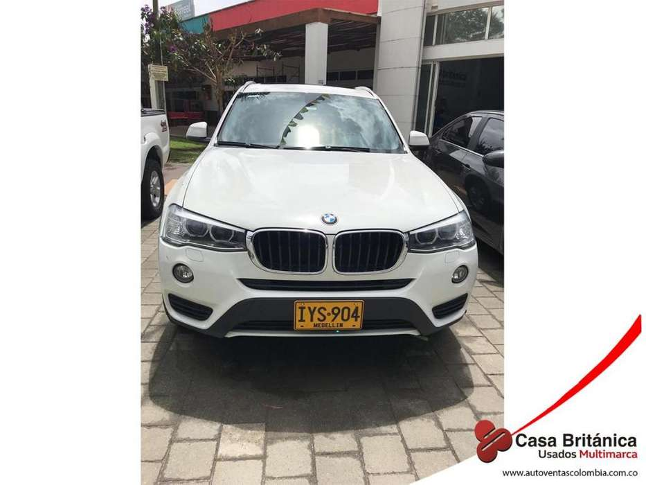 <strong>bmw</strong> X3 2016 - 28098 km