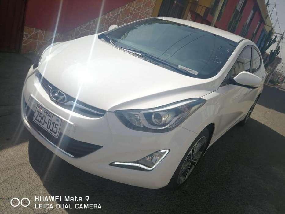 Hyundai Elantra Avante 2016 - 0 km