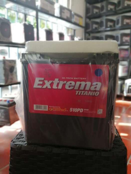 Bateria Willard Extrema
