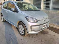 VOLKWAGEN UP! 2014 1.0 17KM/L IMPECABLE CANJE Y FINANCIACION