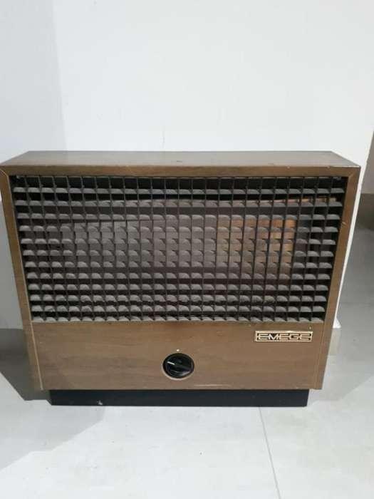 Vendo Calefactor Emege