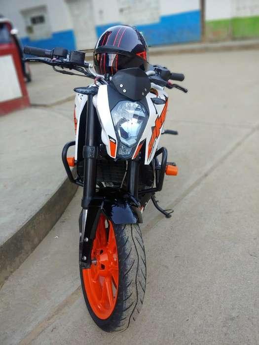 Moto Ktm Duke 200
