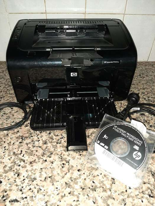 Impresora Hp Laserjet Pro 1102w