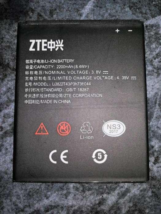 Vendo Batería para Celular