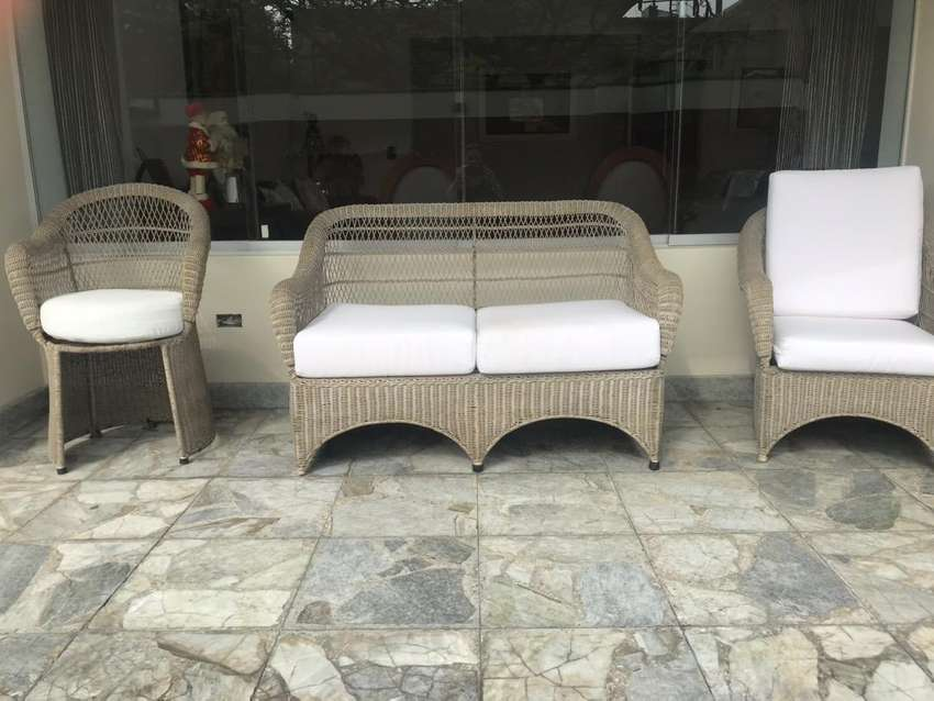 Muebles De Terraza De Rattan Muebles 1100169756