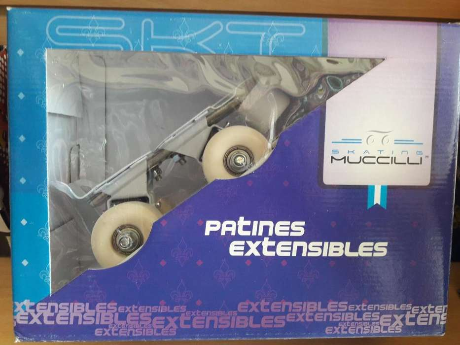 Patines Extensibles