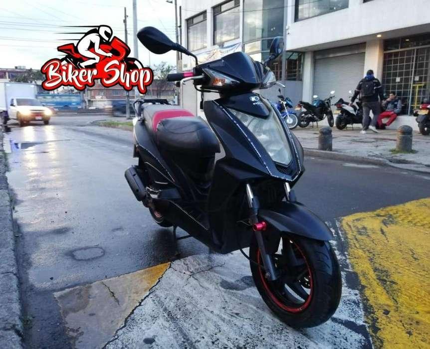 Kymco Fly Modelo 2014 Biker Shop