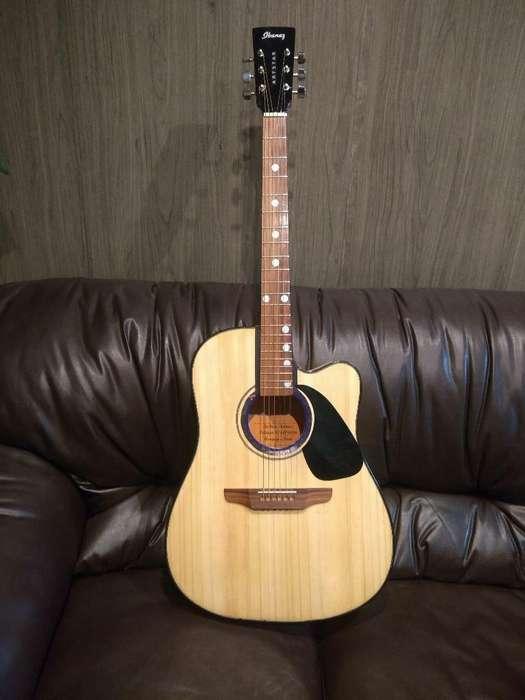 Guitarra Acustica Jumbo