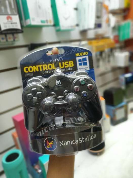 Control para Pc