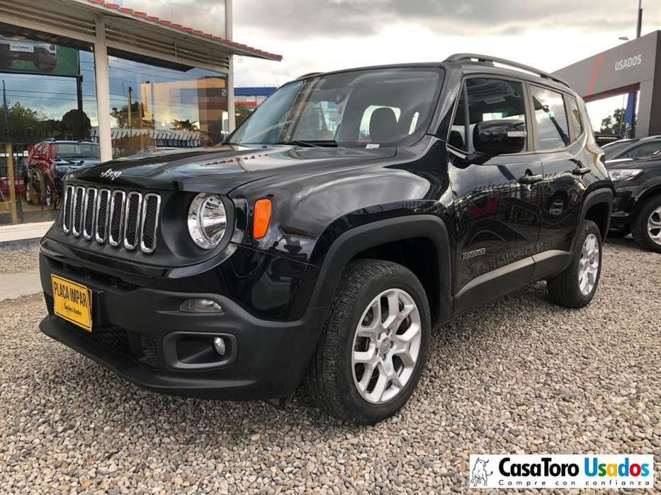 <strong>jeep</strong> Renegade 2017 - 35496 km
