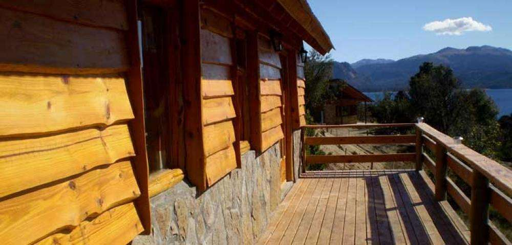 zo78 - Cabaña para 2 a 5 personas en Villa Pehuenia
