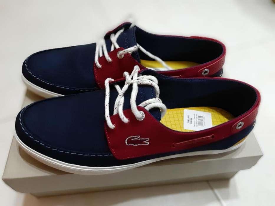 Venta Zapatos Lacoste,tommy, Nuevos
