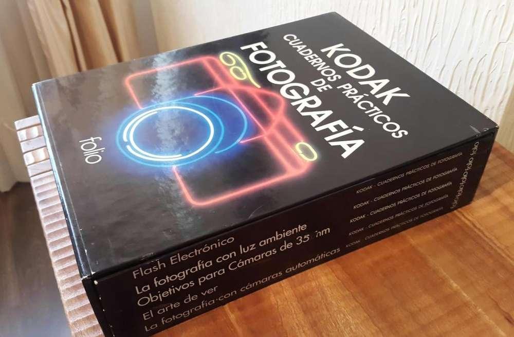 Coleccion De Libros - Cuadernos Practicos De Fotografia - KODAK