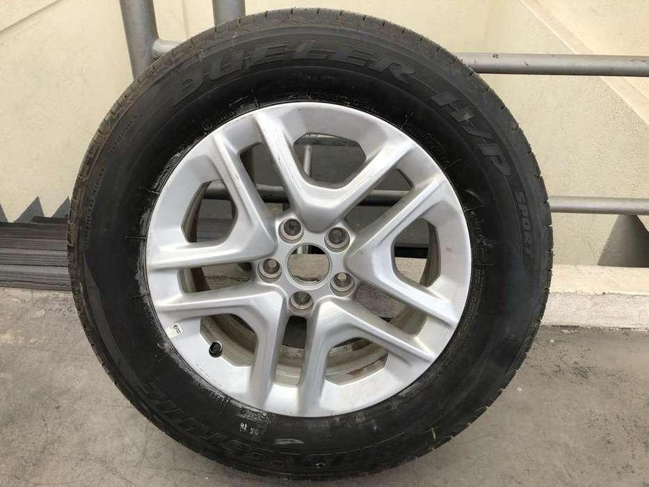 <strong>llantas</strong> Nuevas Bridgestone R16 con Aros