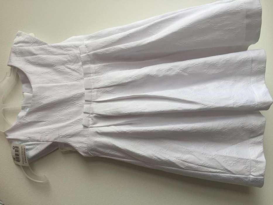 Hermoso Vestido Frances talla 24 meses