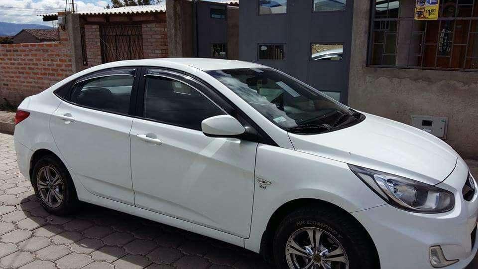 Hyundai Accent 2012 - 110000 km