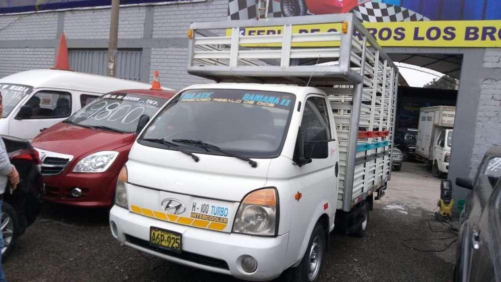 Hyundai H100 2007 - 100 km