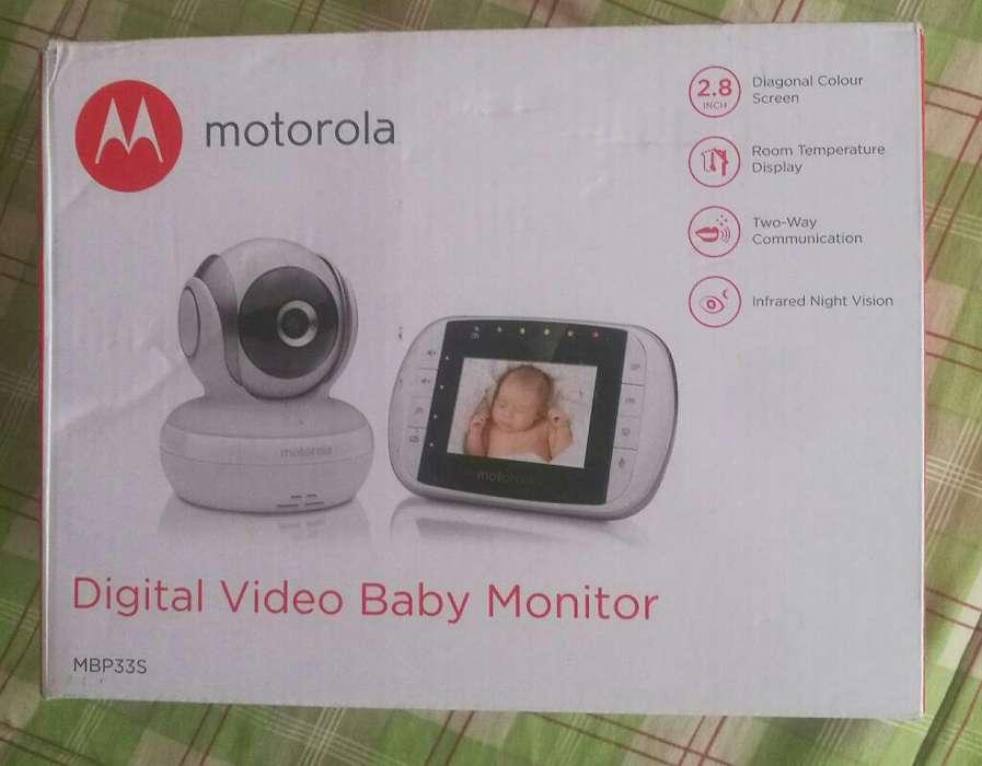 Digital Video Monitor Motorola