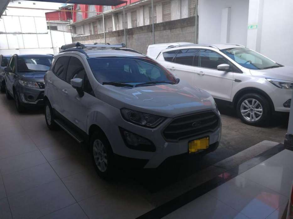 Ford Ecosport 2019 - 1650 km
