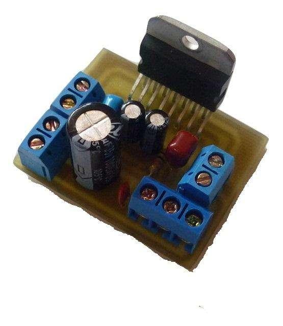 amplificador de 60w estereo (2x30w) 12V