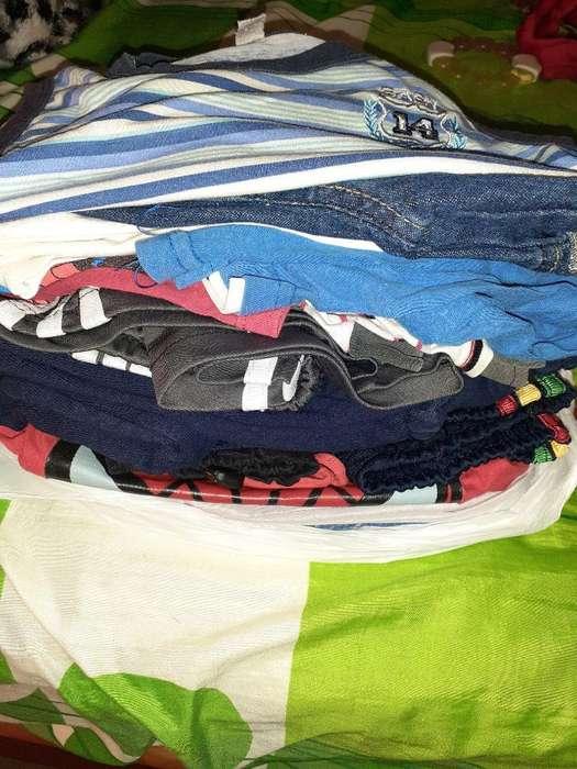 Bolsa para Feria <strong>ropa</strong> de Niño 4 Años