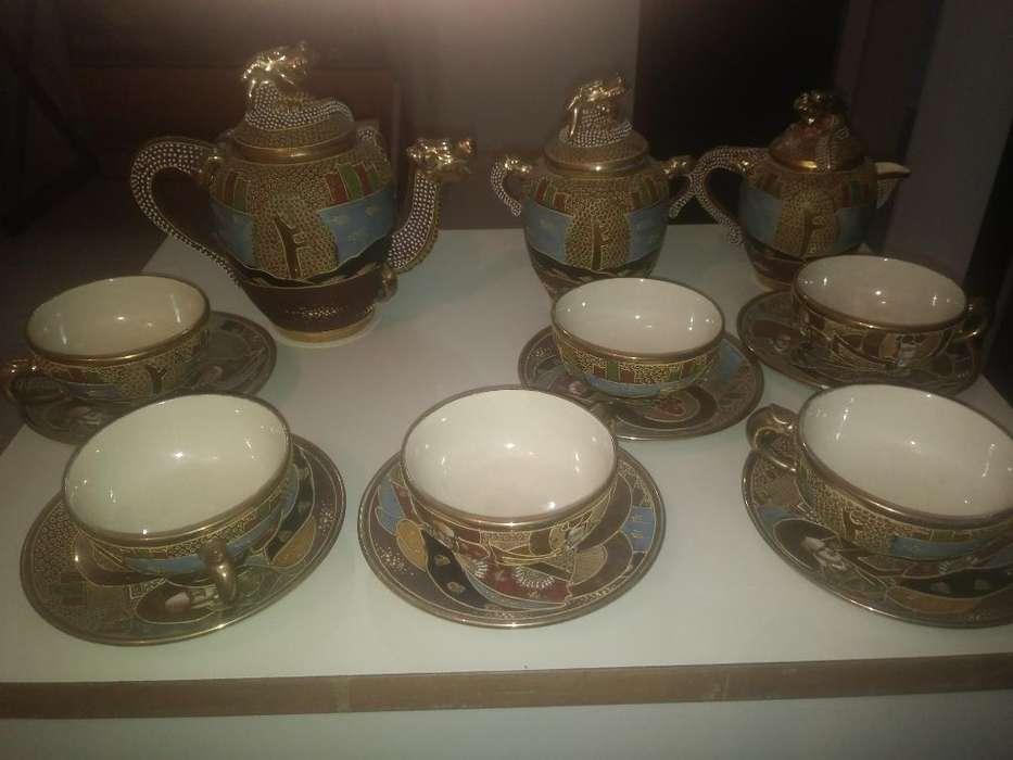 Juego de Porcelana China