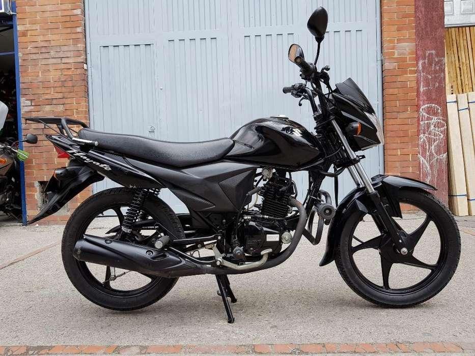 Suzuki Hayate 110 2015 Nuevesitica Ganga
