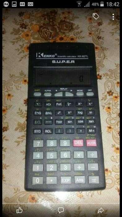 Calculadoras Cientificas