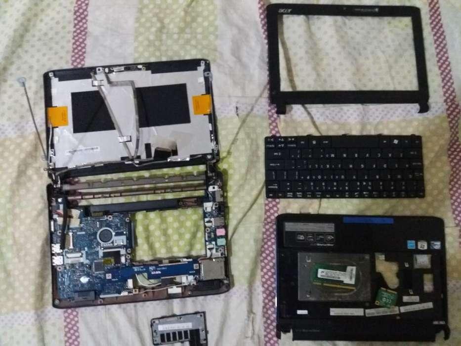Acer Aspire One 532h2588 Como Repuesto