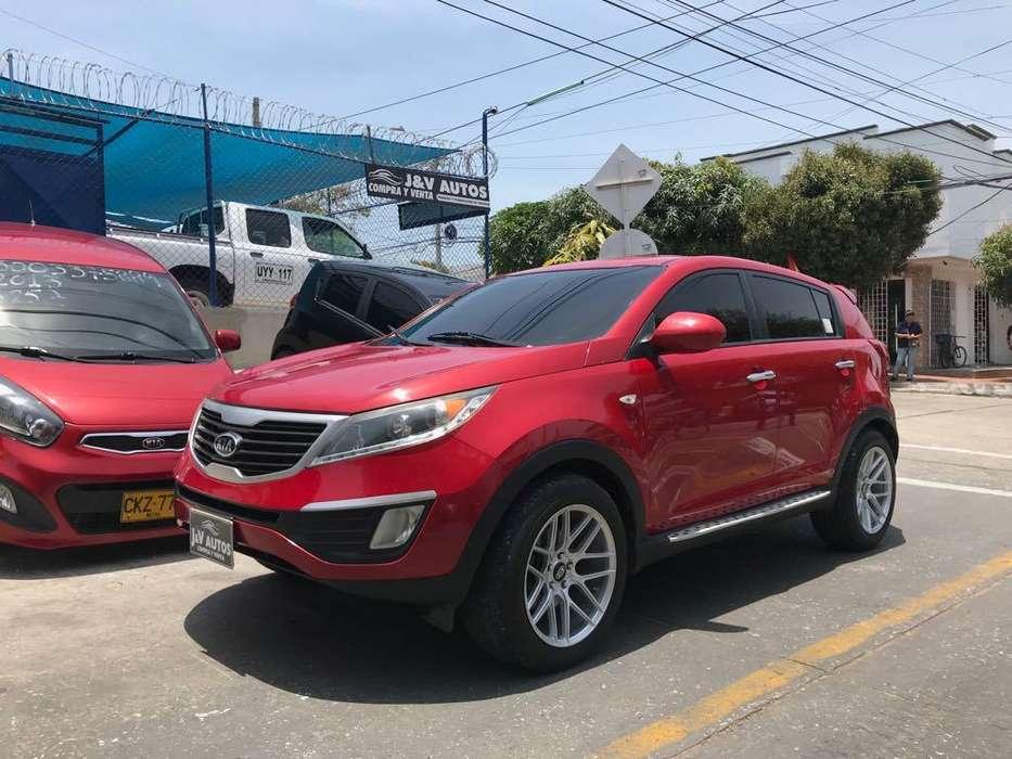 Kia New Sportage 2012 - 54000 km