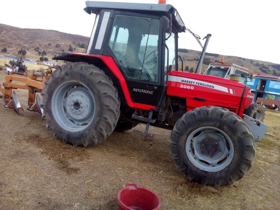 Tractor Agricola Massey Ferguson 3060