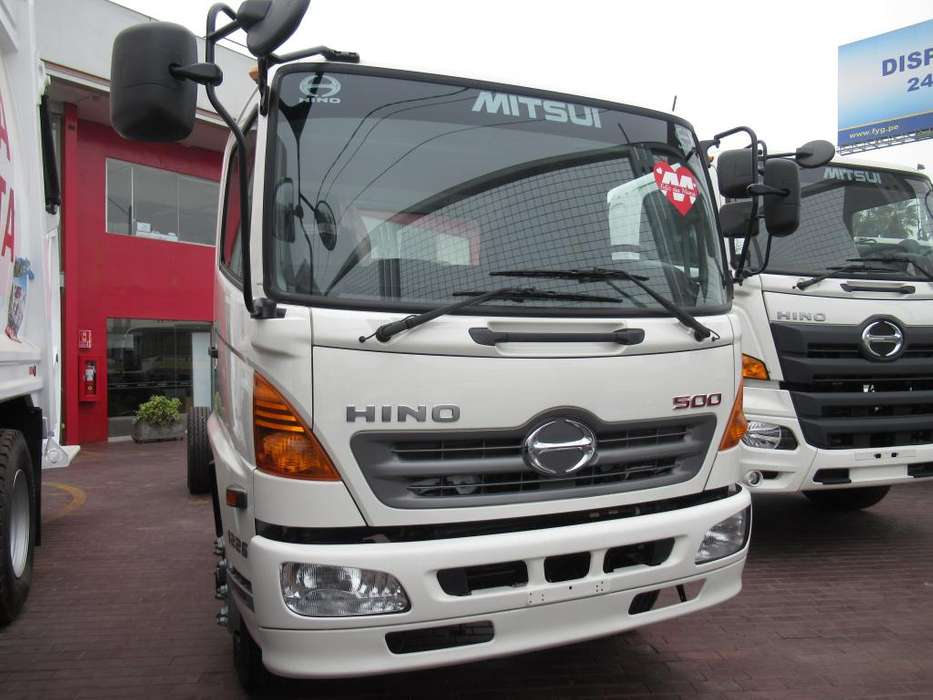 HINO GD 2019 - FINANCIAMIENTO CON MAF