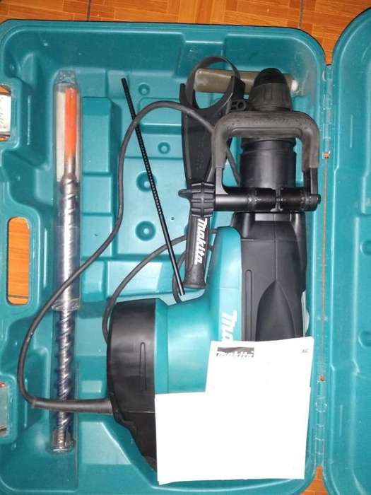 makita rotomartillo nuevo ideal para mineria