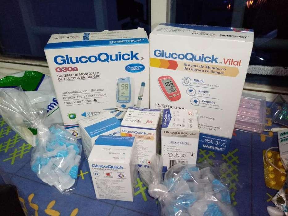 Se Vende Glucoquick Vital Y G30a Economi