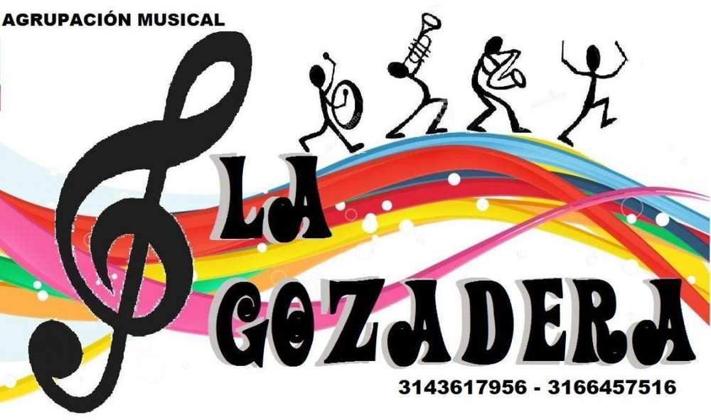 Agrupación musical La Gozadera