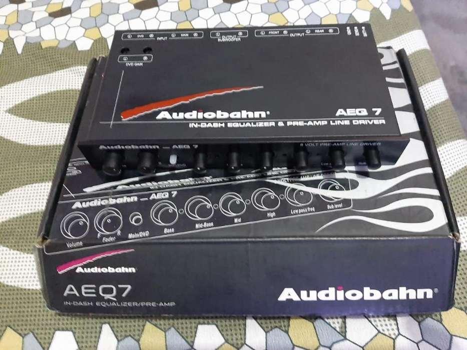 Previo Audiobahn Aeq7