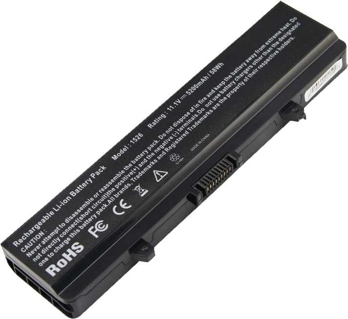 Bateria Dell Inspiron 1525 1526 1545 1546 1440 1750 X284g