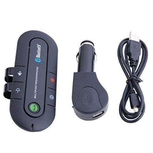 Bluetooth manos libres para vehículos.