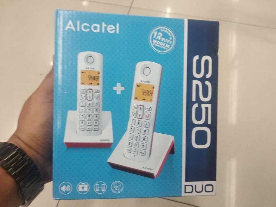Teléfono Doble Alcatel Oferta