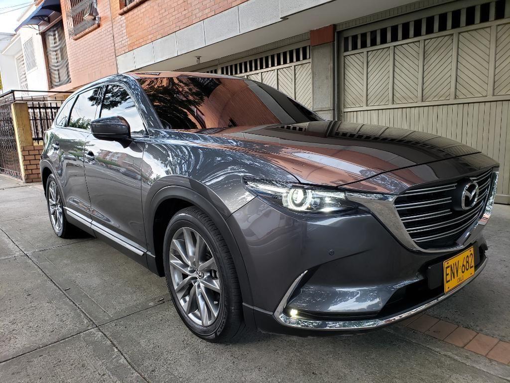 Mazda Cx9 Grand Touring Lx Blindado 2plu
