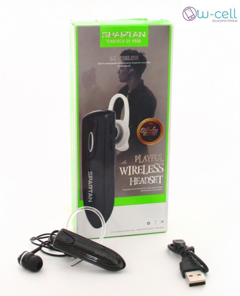 Auriculares Bluetooth SPARTAN