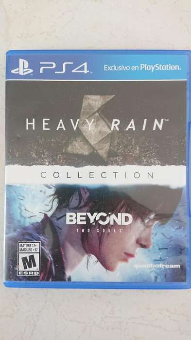 Heavy Rain / Beyond Two Souls Ps4