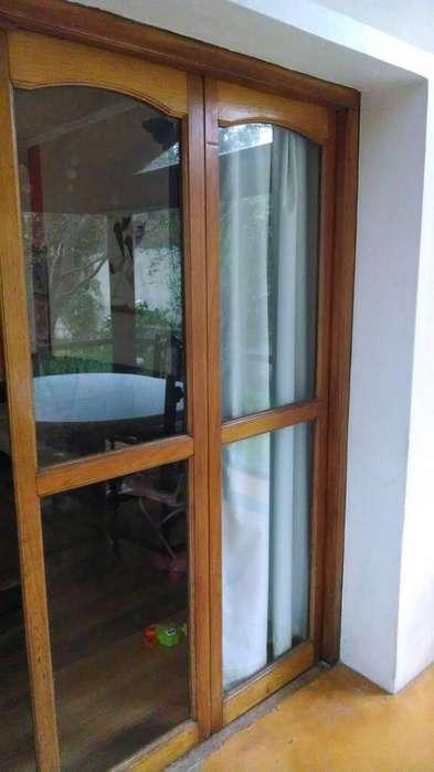 Puerta <strong>ventana</strong> 2 X 2.4 4 Hojas