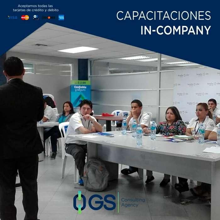 <strong>capacitaciones</strong> Empresariales
