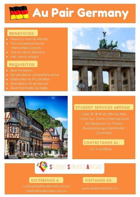 Trabaja como Niñera en Alemania: Au Pair Germany