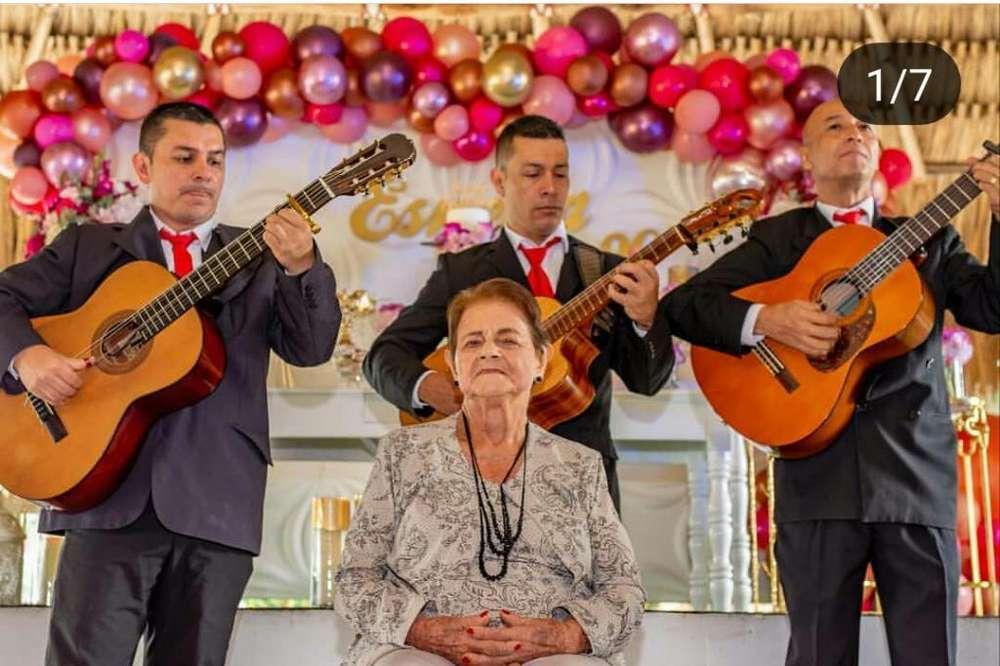 Serenatas de Trio