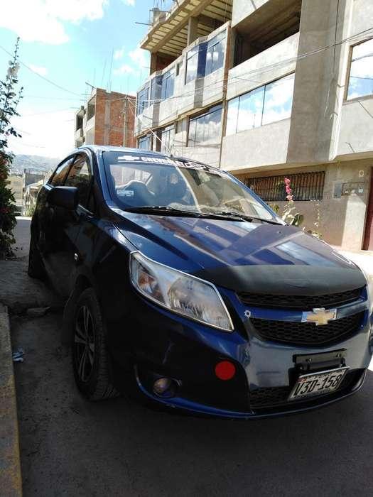 Chevrolet Sail 2011 - 75000 km