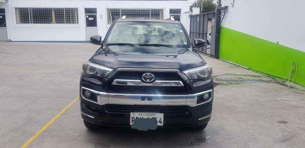 Toyota 4Runner 2015 - 65000 km