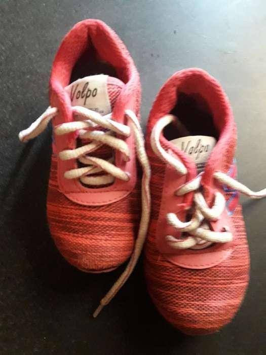Zapatillas Numero 24