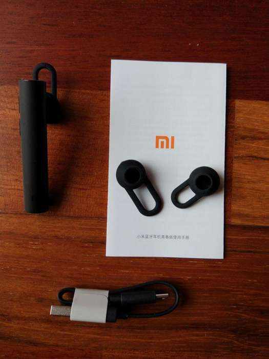 Auriculares Bluetooth Xiaomi Mi Headset